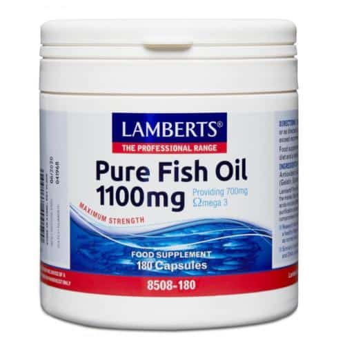 Pure Fish Oil 1100 mg