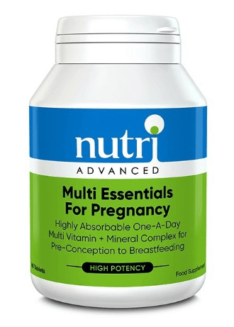 Nutri Multi-Essentials for Pregnancy