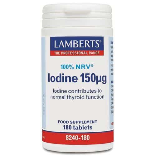 Iodine Lamberts