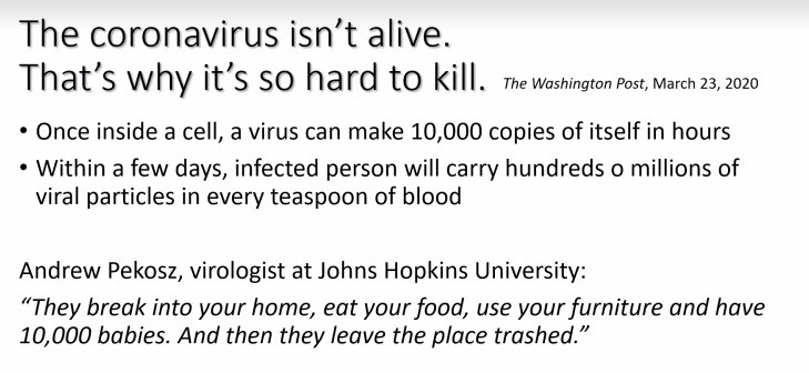 Coronavirus Quotes