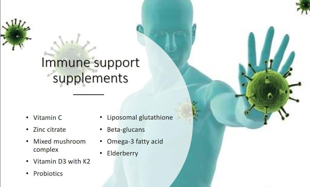 Immune Supporting Supplements