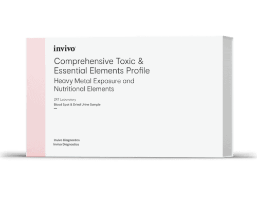 Comprehensive Toxic Element Profile