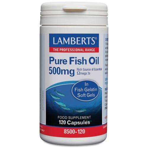 Pure Fish Oil 500 mg